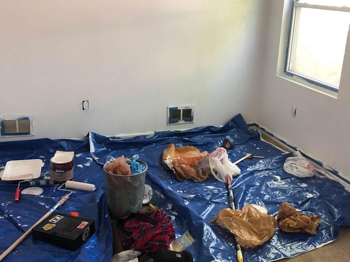 Repaint Job